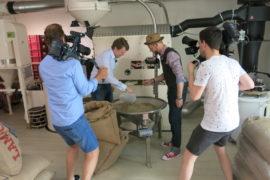Hannemann Kaffee in TV