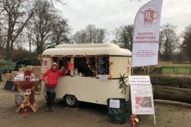 Weihnachtsmarkt im Eselstall im Tierpark Dessau – wir waren dabei!