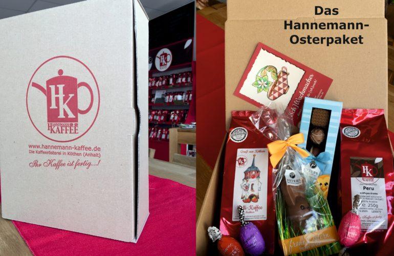 Das Hannemann-Osterpaket