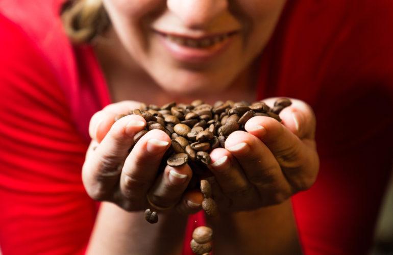 Die Kaffeerösterei bleibt geöffnet