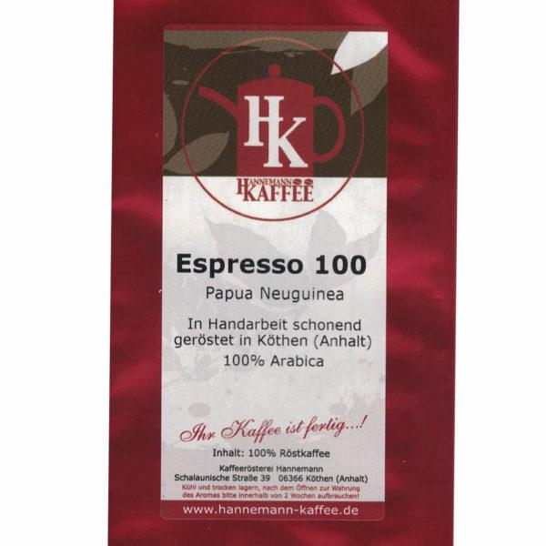 Espresso 100