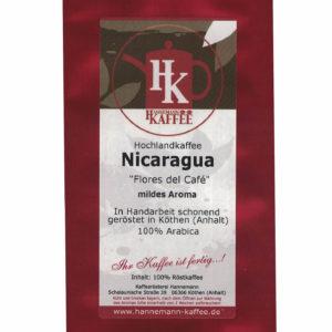 Nicaragua Flores del cafe