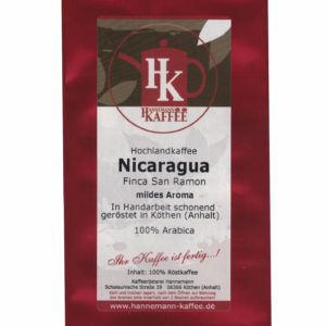 Nicaragua san ramon