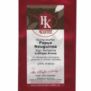 Produkte Papua Neuguinea