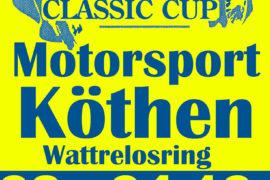 Classic Cup Köthen am 3./4.10.2020