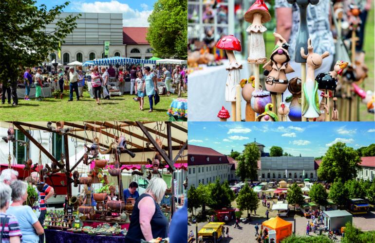 Töpfermarkt in Köthen am 12./13. Juni 2021