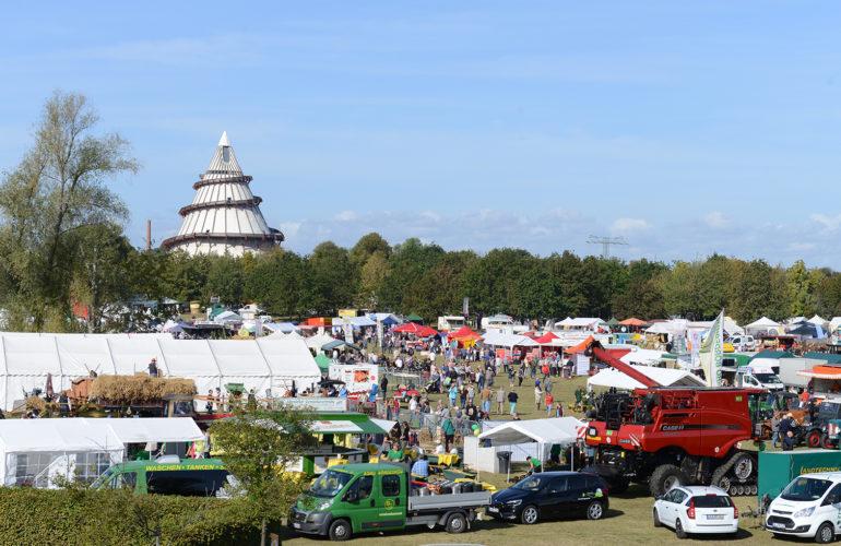 26. Landeserntedankfest im Elbauenpark Magdeburg – wir sind dabei!